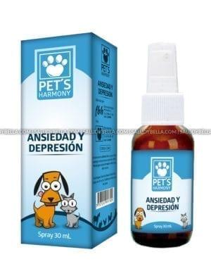 Harmony Floral Essence Anxiety & Depression Pets | Esencia Floral Mascota Ansiedad y Depresión