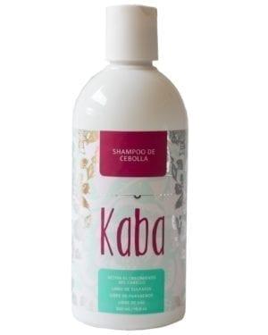 Shampoo Cebolla Kaba