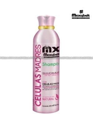 Maxybelt Celulas Madres Shampoo 400ml