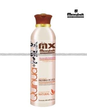 Maxybelt Proteina De Leche Acondicionador 400ml