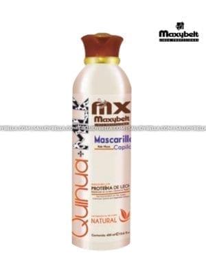 Maxybelt Proteina De Leche Mascarilla 400ml