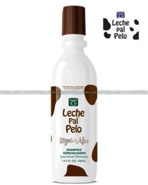 Leche Pal Pelo Rizos & Afro Shampoo 440ml