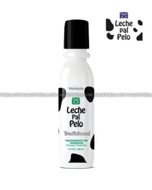 Leche Pal Pelo Tradicional Shampoo 100ml