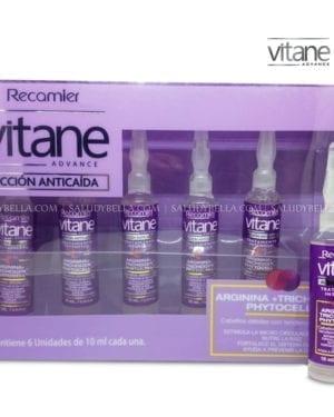 Recamier Vitane Accion Anticaida Ampollas